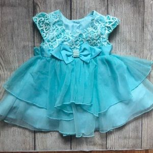 Other - Baby girl 👗Blue Dress 👗